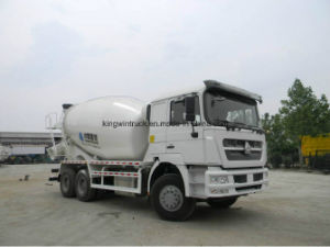 Sinotruk Brand Concrete Mixer Truck with 6-12m3 pictures & photos