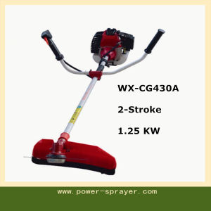 Garden Tools 2-Stroke Manual Good Balance Brush Cutter and Grass Trimmer pictures & photos