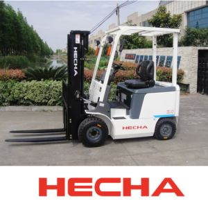 2 Ton Electric Forklift with Battery and Charger pictures & photos