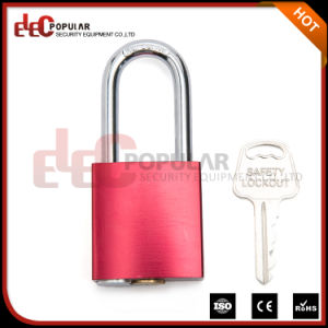 Colorful Security Aluminum Padlock with Master Key pictures & photos