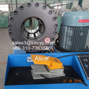 Hose Crimping Machine Km-91h. Computer Type pictures & photos