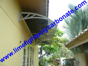 DIY Rain Awning, Polycarbonate Awning, Polycarbonate Canopy, Door Awning, Door Canopy, DIY Awning, DIY Canopy, Window Awning, Window Canopy, DIY PC Awning