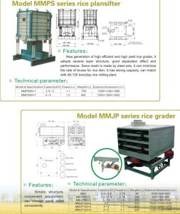 Rice Milling Grader pictures & photos