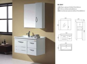 Durable Furniture Bathroom Vanity Cabinet pictures & photos