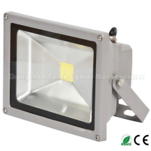 10W Warm White LED Floodlights