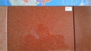 China Red Stone Granite Kitchen Tile Flooring pictures & photos