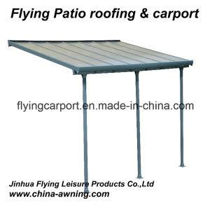 Powder Coated Aluminum Carport
