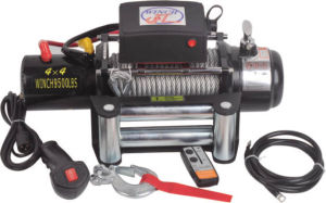 9500lb Offroad Recovery Winch with CE Appoved