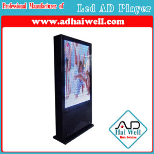Floor Standing SMD LED Advertising Player Sign pictures & photos