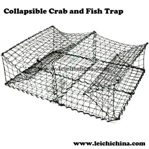 Top Quality Collapsible Crab and Fish Trap pictures & photos