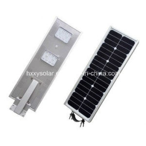 New Product Hot Sale 25W New Model Design LED All in One Solar Street Light pictures & photos