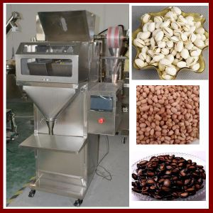Stainless Steel Double Heads Electric Scale Granule Weigher Machine pictures & photos
