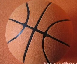 "Laminated Inflatable Toy 8""10""Jumbo Basketball pictures & photos"