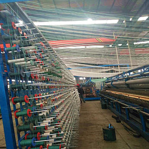 Single Knot Fish Netting Machine pictures & photos