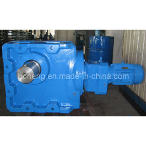 Right Angle Gear Reducer Gearmotor pictures & photos