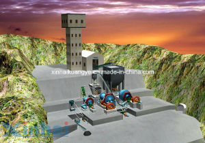 Phosphorite Flotation Equipment Production Line