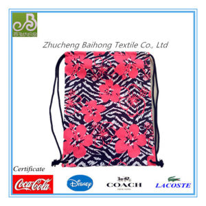 Print Oxford Drawstring/Promotion Bag pictures & photos