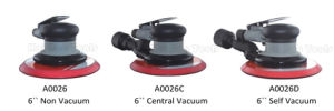6`` Air Dual Action Sander with Vacuum pictures & photos