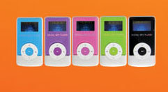 MP3 Player (LY-P3021)