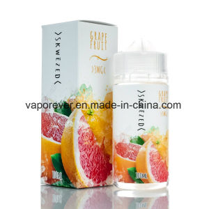 Menthol Flavor E-Juice 10ml Refill Liquid, Electronic Cigarette Liquid, 0mg 6mg 12mg 16mg 24mg 36mg Nicotine E Juice (e liquid) pictures & photos