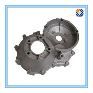 Investment Die Casting with Powder Coating Finish pictures & photos