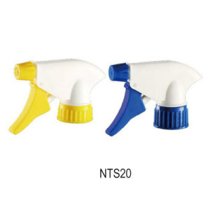 Plastic Pet Bottle with Mini Trigger Sprayer (NB261) pictures & photos