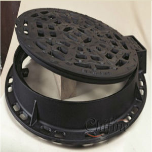 En124 D400 Ductile Iron Casting Manhole Gully Grating pictures & photos