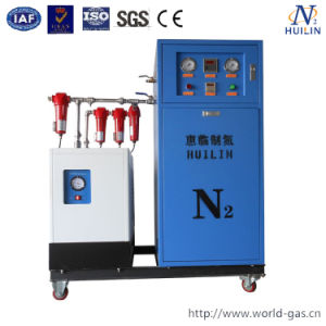 Guangzhou Small Nitrogen Gas Generator pictures & photos