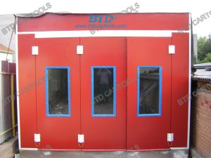 Coating Equipment Spray Booth Oven for Painting Cars pictures & photos