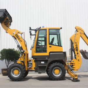 Hot Sale Cheap Front End Loader and Backhoe pictures & photos