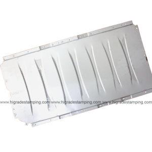 Refrigerator Stamping Parts&Refrigerator Stamping Die&Refrigerator Side Plate/Stamping Die pictures & photos