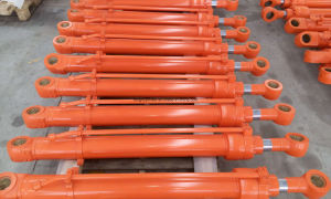 Dh220 Arm Cylinder/ Hydraulic Cylinder of Doosan Excavator pictures & photos