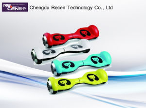 2017 Hot Selling New Style High Quality Hoverboard 4.5 Inch Cheapest Electric Scooter with LED Lights and Bluetooth pictures & photos