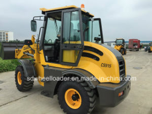 CE 1.5t Multi Function Mini Wheel Loader with Rops & Fops pictures & photos