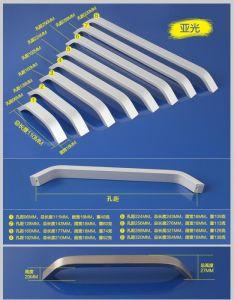 Solid Aluminum Handle, European Space Door Handle Knob pictures & photos