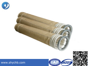 Aramid Filter Bag with PTFE Macerate pictures & photos