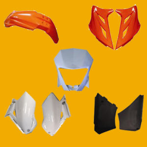 Red/White/Black Mir Motor Fairing Parts for Motor pictures & photos