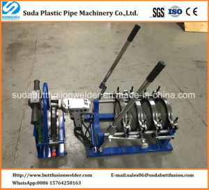 Sdp160m4 HDPE Plastic Pipe Welding Machine pictures & photos