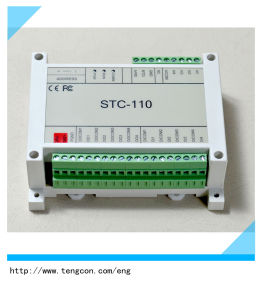 Tengcon Stc-110 Low Cost RTU I/O Module with 4ai/4di/4do pictures & photos