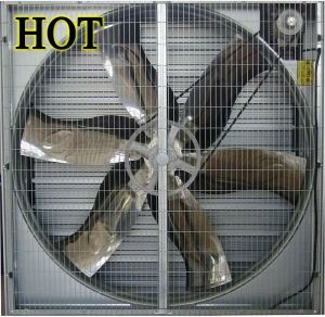 Hot Metal Louver Air Extraction Fan pictures & photos