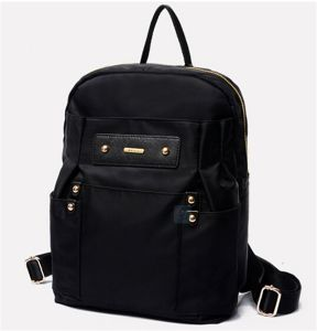 Leisure Nylon Sports Bag Laptop Backpack (BSBK0030) pictures & photos