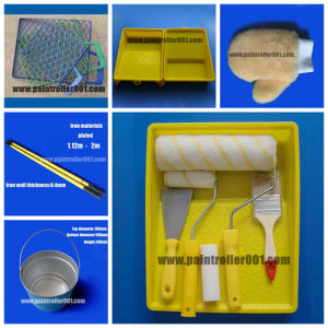 Paint Brush and Paint Roller Set Accessories with German Criteria pictures & photos