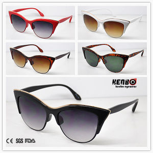 Fashion Hot Asle Sunglasses for Accessory. UV400 CE FDA Kp50168 pictures & photos