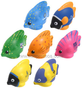 Creative Gift PU Fish Model Stress Ball pictures & photos