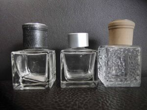 Rectangle Glass Bottle for Perfume pictures & photos