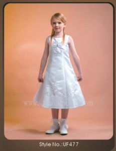 Flower Girl Gown (UF477)