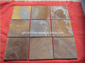 Natural China Rustic Slate Slab (CSST-009)