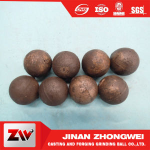 Supply Grinding Media, Forged Balls, High/Low Chrome Casting Balls pictures & photos