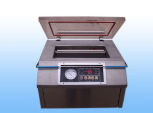 Vacuum Packaging, Food Vacuum Chamber Sealer. Food Packing Machines pictures & photos