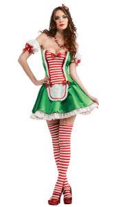 Peppermint Cutie Santa Sexy Halloween Costume